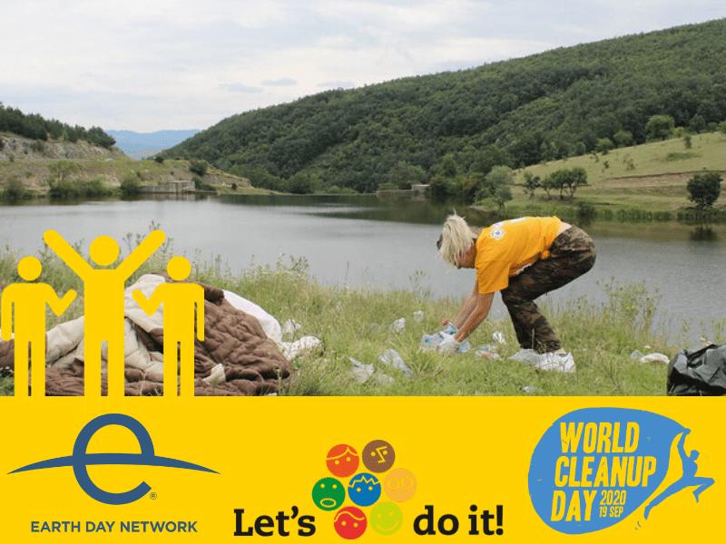 Alianza Let's Do It World y Earth Day